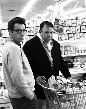 Bogdanovich and Welles