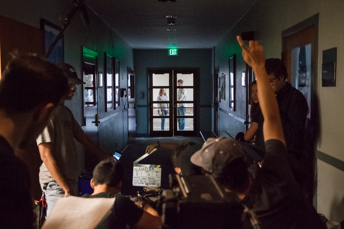 At the AFI Conservatory, Fellows learn by doing.